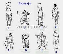 Осемте къса коприна (Ба Дуан Дзин): Седящи упражнения на Уай Дай Ци Гун за подобряване и поддържане на здравето