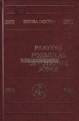 Prayers, Formulas, Devotional Songs